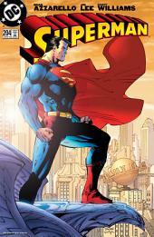 Superman (1986-) #204