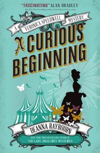 A Veronica Speedwell Mystery   A Curious Beginning Book