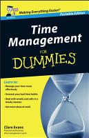 Time Management For Dummies   UK PDF