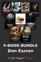 Jack Taggart Mysteries 9 Book Bundle PDF