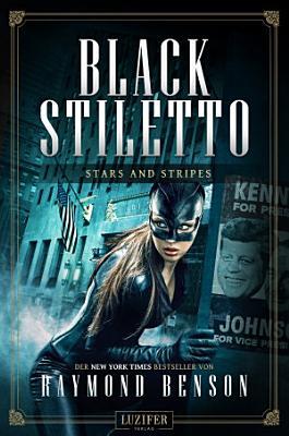 STARS AND STRIPES  Black Stiletto 3
