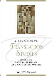 A Companion to Translation Studies