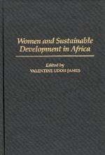 Women and Sustainable Development in Africa PDF