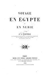 Voyage en Égypte et en Nubie