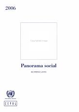 Panorama social de Am  rica Latina PDF