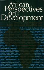 African Perspectives on Development PDF