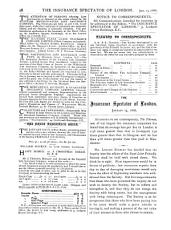 The Insurance spectator of London  afterw   The Citizen PDF