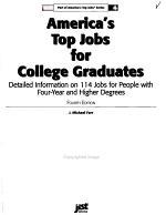 America s Top Jobs for College Graduates PDF