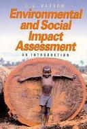 Environmental and Social Impact Assessment PDF