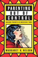Parenting Out of Control PDF