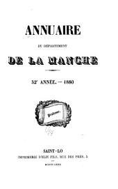 Annuaire du Département de la Manche: Volumes42à54