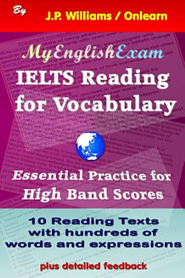 IELTS Reading for Vocabulary  Essential Practice for High Band Scores PDF