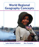 World Regional Geography Concepts Book PDF