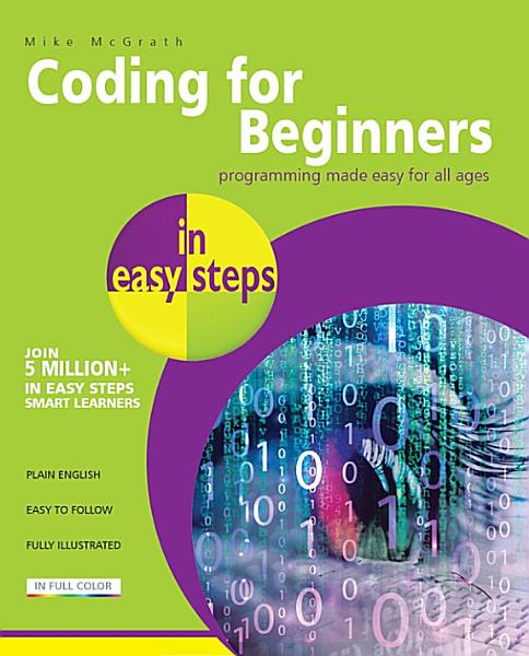Download Coding for Beginners in easy steps Book