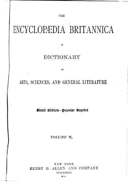 Download The Encyclopaedia Britannica Book