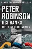 Dci Banks The First Three Novels