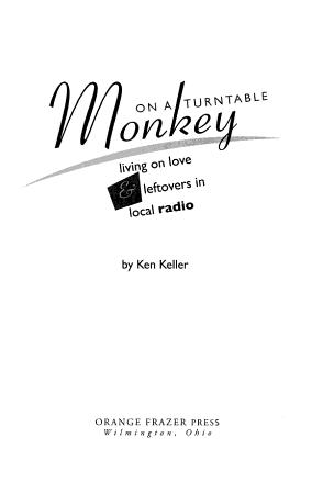 Monkey on a Turntable PDF