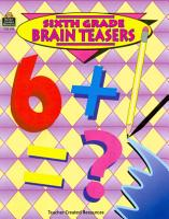 Sixth Grade Brain Teasers PDF