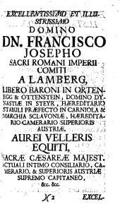 Augustus Velleris aurei Ordo