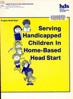 Serving Handicapped Children in Home based Head Start PDF