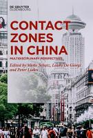Contact Zones in China PDF