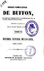 Obras completas de Buffon: con las clasificaciones comparadas de Cuvier y la continuación hasta el día, Volumen 11