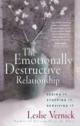 The Emotionally Destructive Relationship Book PDF