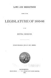 Statutes of California and Digests of Measures