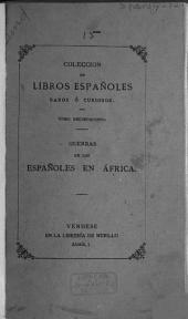 Guerras de los españoles en África, 1542, 1543 y 1632