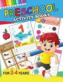 Preschool Activity Books PDF