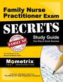 Family Nurse Practitioner Exam Secrets Study Guide