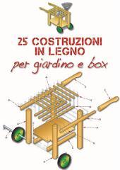 25 Costruzioni in legno per il giardino/box