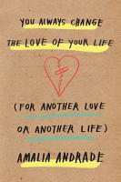 You Always Change the Love of Your Life PDF