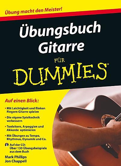 bungsbuch Gitarre f  r Dummies PDF