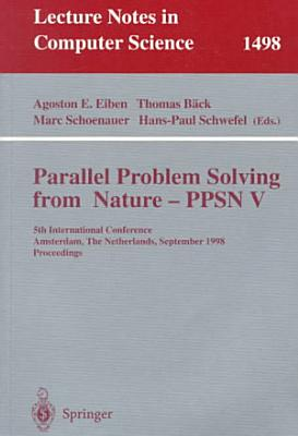 Parallel Problem Solving from Nature   PPSN V PDF