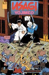 Usagi Yojimbo Vol. 1 #15