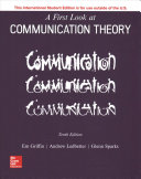 A First Look at Communication Theory PDF