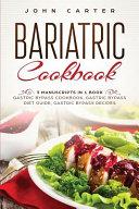 Bariatric Cookbook
