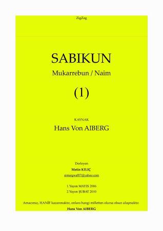 ZigZag Sabikun 1 PDF