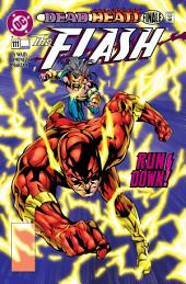 The Flash (1987-) #111
