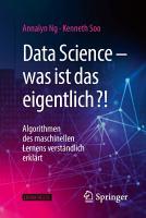 Data Science     was ist das eigentlich   PDF