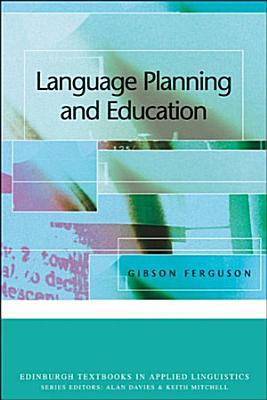 Language Planning and Education PDF