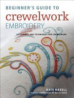 Beginner's Guide to Crewelwork Embroidery