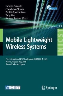 Mobile Lightweight Wireless Systems PDF