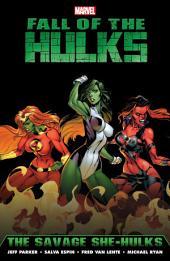 Hulk: Fall Of The Hulks - The Savage She-Hulks