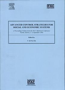 Advanced Control Strategies for Social and Economic Systems  ACS 04