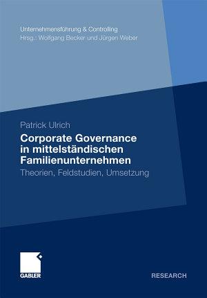 Corporate Governance in mittelst  ndischen Familienunternehmen PDF