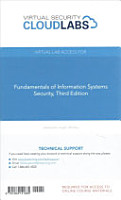 Fundamentals of Information Systems Security Access Code PDF
