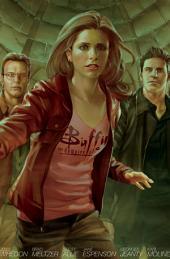 Buffy the Vampire Slayer Season 8 Library Edition Volume 4: Volume 4