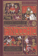 Download Adventures of Pinocchio  the  Ilustrated with Interactive Elements  Book